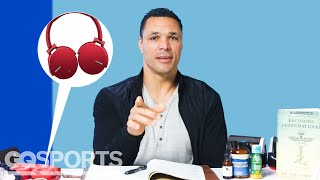 10 Things Tony Gonzalez Can't Live Without | GQ Sports