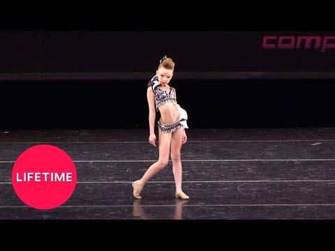 "Dance Moms: Sophia's Lyrical Solo - ""New Reality"" (Season 3 Flashback) | Lifetime"