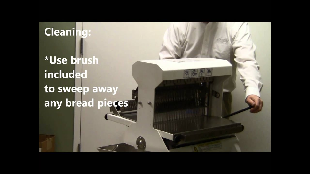 Oliver Bread Slicer 777
