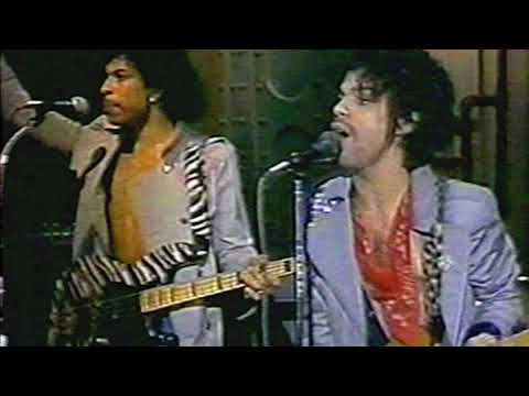 Prince - Party Up Saturday Night Live  1981 Discussion