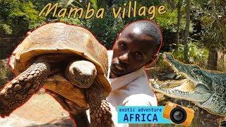 Exotic Adventure in Africa #8 – Nairobi Mamba Village and National Museums of Kenya/ 2018 napisy PL