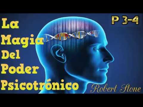La Magia del Poder Psicotronico, Robert Stone, libros de Motivación Personal
