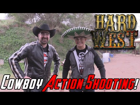 AngryJoe Cowboy Action Shooting! [Hard West]