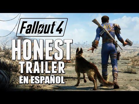 FALLOUT 4 (Honest Game Trailers en Español)