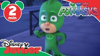 PJ Masks Super Pigiamini | Geco Improvvisa - Disney Junior Italia