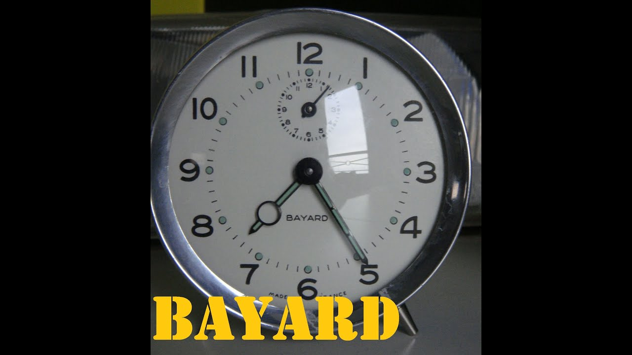 Populaire Réveil Bayard - YouTube RP59