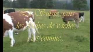 Vaches et cloches, Jura suisse