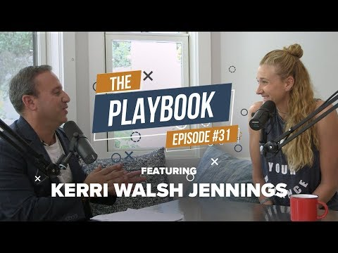 Kerri Walsh Jennings - Championship Mentality, Pursuing Greatness, Launching A New Business