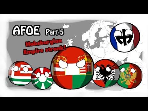 Alternat Future of Europe #5 - Austria-Hungary