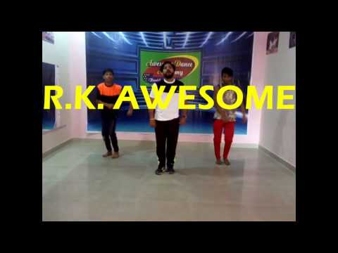 Shake that booty# mika Singh #sunny Leonie # R k.Awesome choreography # Awesome Dance academy