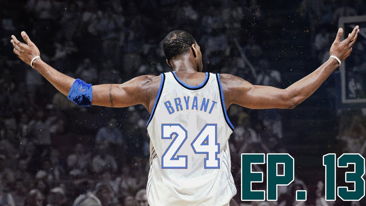 NBA 2K14 PS4 Charlotte Hornets My GM Ep. 13 - TAKING ON KOBE BRYANT ... 14c2d05e3