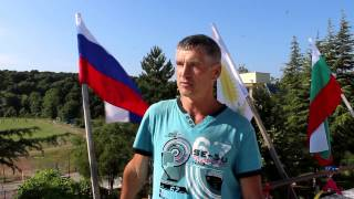видео Отдых в Болгарии в Приморско
