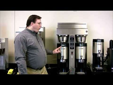 fetco coffee brewing equipment ask the expert series - Fetco