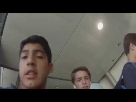 ARRIVING IN EUROPE   AIRPORT VLOG   PRANKS ON PLANE
