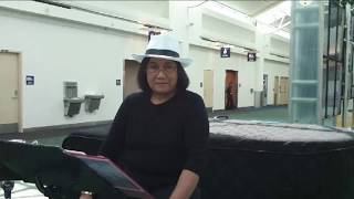 Classic 60's  Jobim Bossa Novas performed at PDX Int'L Airport thumbnail