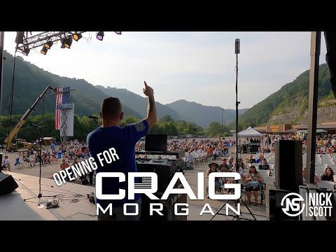 Opening for Craig Morgan | Adventures In Djing | Ep. 42