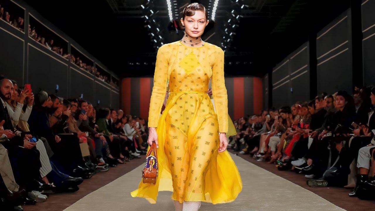 Fendi | Fall/Winter 2019/20| Milan Fashion Week 7