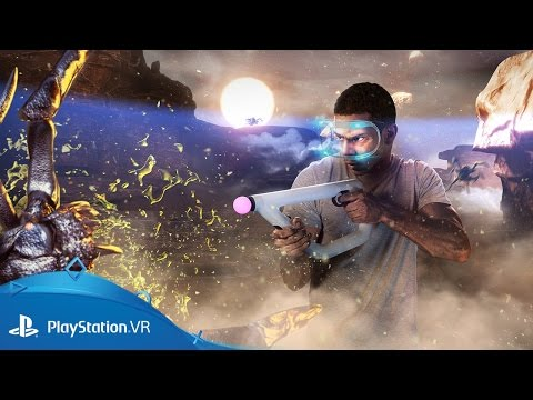 Farpoint | Live the Game | PlayStation VR