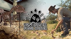 DINOSAUR FOSSIL HUNTER 🦕🦴 [LIVE] Ein Kindheitstraum - Demo Test [Cam] German / Deutsch