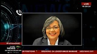 DA Federal Executive | 'I warned Mmusi Maimane': De Lille