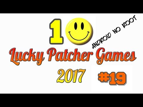 10 Lucky Patcher Android No Root Games List #19 October 2017