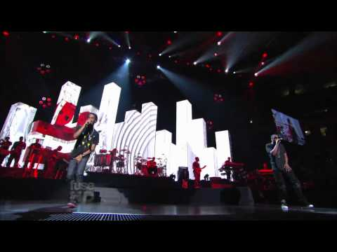 JayZ  & KiD CuDi   Already Home   From Madison Square Garden  HD