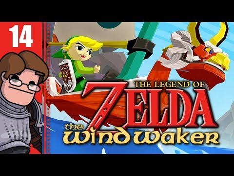 Let's Play The Legend of Zelda: The Wind Waker HD Part 14 (Patreon Chosen Game)