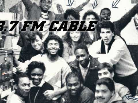 NYCs Dj Paradise Presents A Tribute To The Staff Of 88.7 WTNY 1984 - 1988