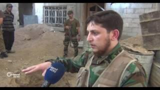 جيش الإسلام يكتشف أنفاقا لهيئة تحرير الشام