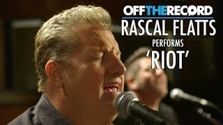 Rascal Flatts Perform Their Song