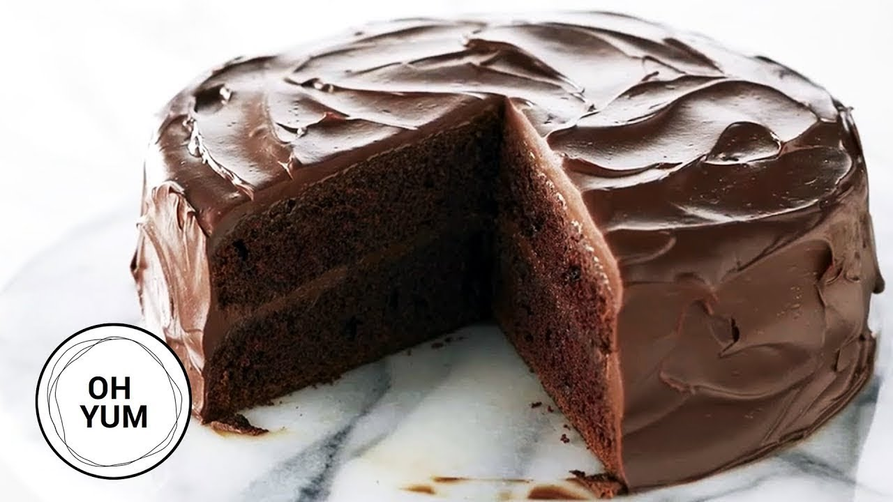 How To Make The BEST Devils Food Cake