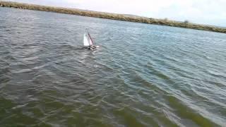Joysway Catamaran pt2