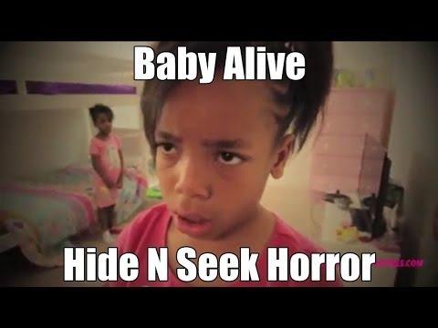 Ba A Episode 1: Hide N Seek Horror