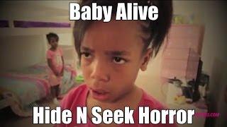 Baby Alive Episode 1: Hide N Seek Horror