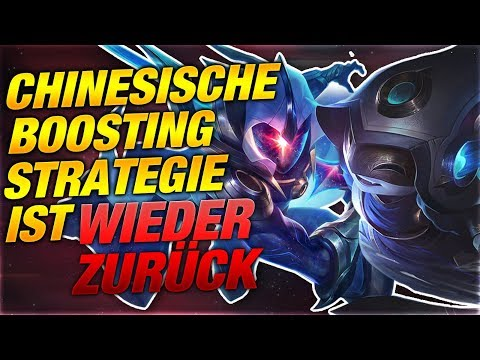Boosting Strategie der Chinesen IST BACK! Gold Funnel 2.0 [League of Legends] thumbnail