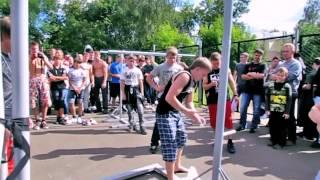 Стрит Фишка 2012 Иваново (Команда Костромы)