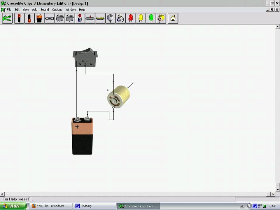 logiciel crocodile clips élémentary