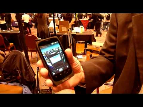Hands-on with the Viewsonic Viewphone 3 - Dualsim Android 2.3