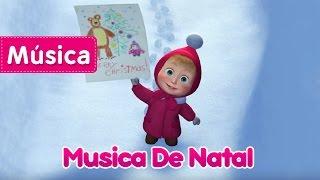 Masha e o Urso - Musica De Natal (Música para crianças 2016)