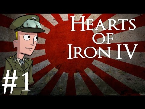 Hearts of Iron 4 | Japan | Part 1 | The Empire of Japan