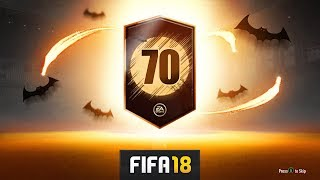 70 x 2 PLAYER PACKS! - FIFA 18 Ultimate Scream!!