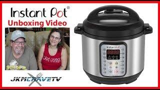 Instant Pot UNBOXING VIDEO   JKMCraveTV