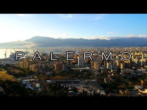 PALERMO - Capitale Della Cultura Italiana 2018 • 4K