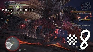 Monster Hunter World #008 Zorah Magdaros