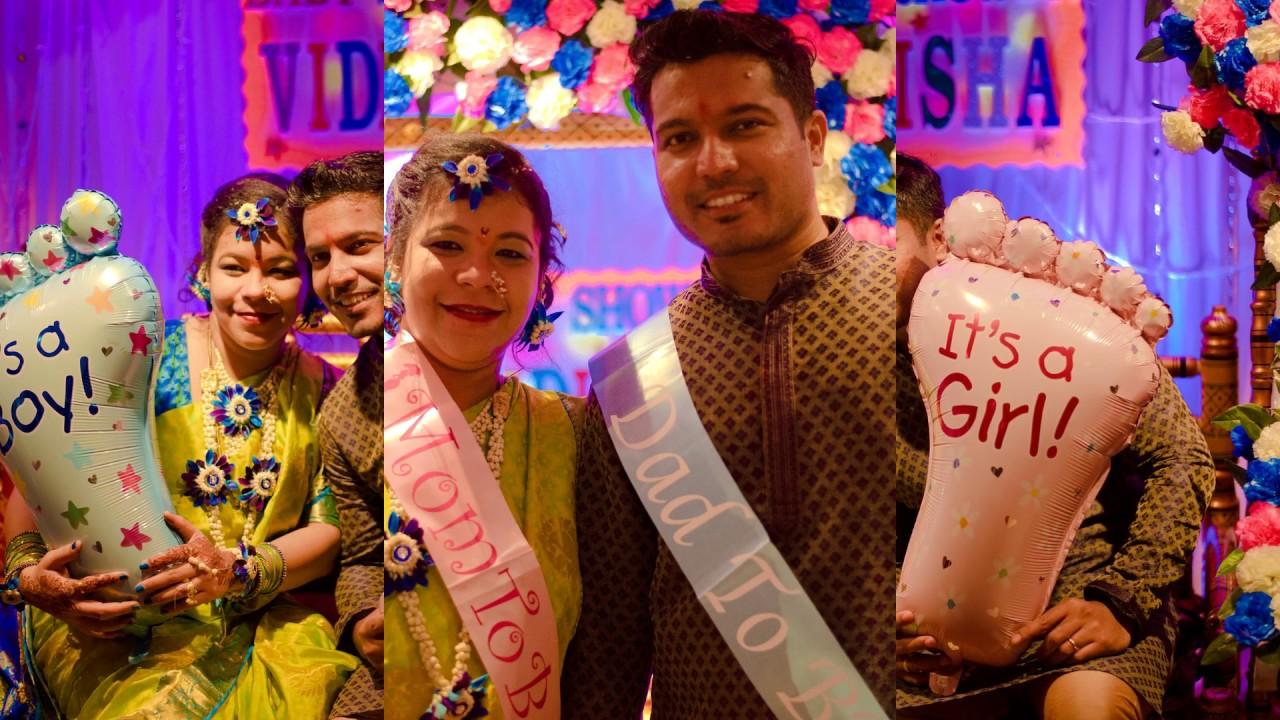 dohale jevan  baby shower 2019 vidisha  siddesh