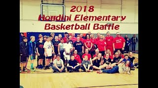 2018 Houdini Elementary Basketball Battle
