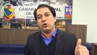 VÍDEO: Ricardo Barbosa é escolhido como líder do governo na Câmara