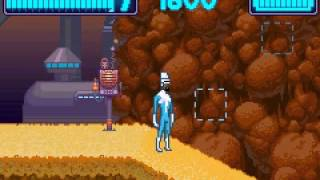 The Incredibles  - Rise of the Underminer GBA Part 1: This is hard!