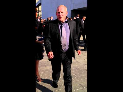 Peter Firth at the BAFTAS 2012