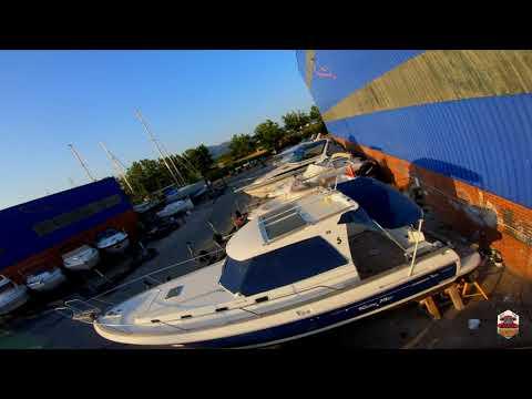 #24 - Shipyard & Yachts at Golden hour! ????☀️????